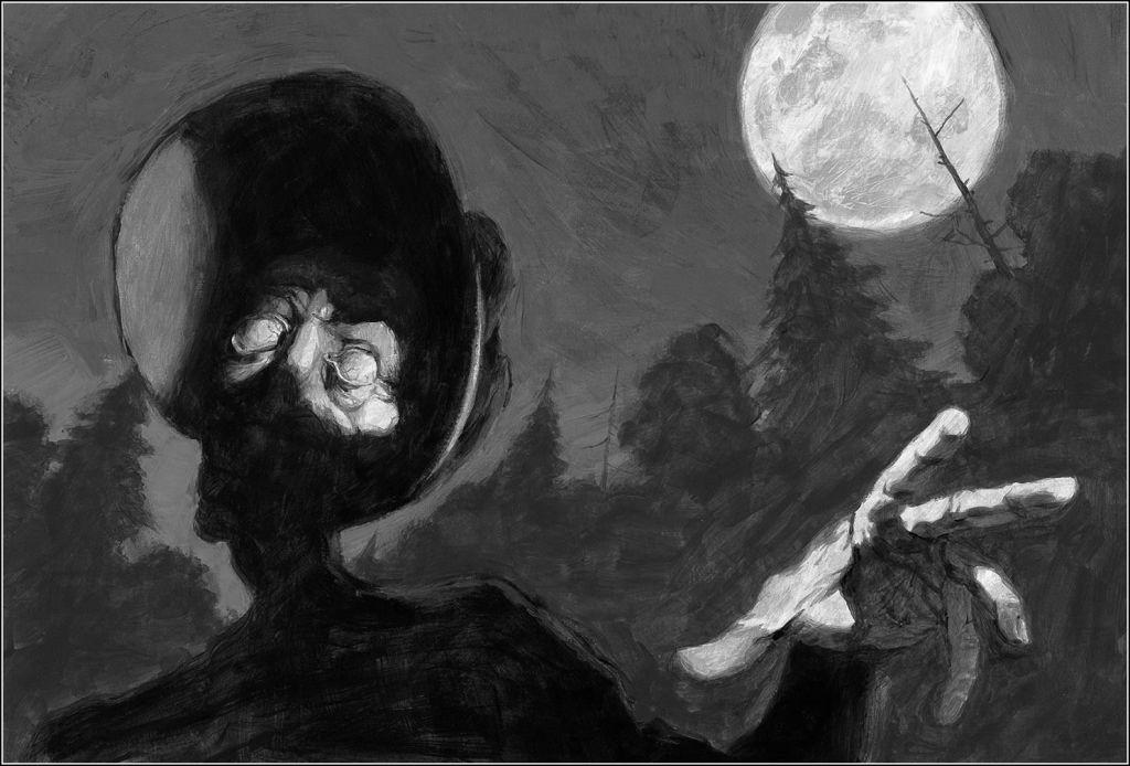 Robert Louis Stevenson: 'Janet la contrahecha'