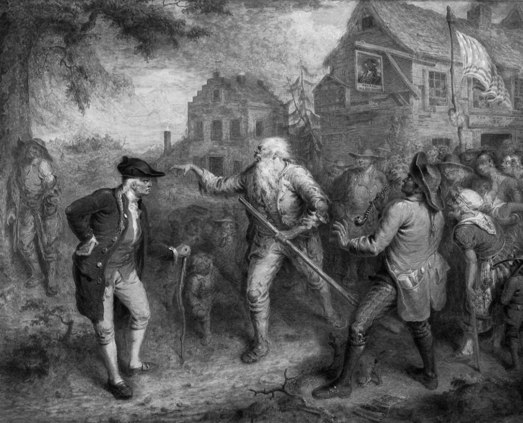 Washington Irving: 'Rip Van Winkle'
