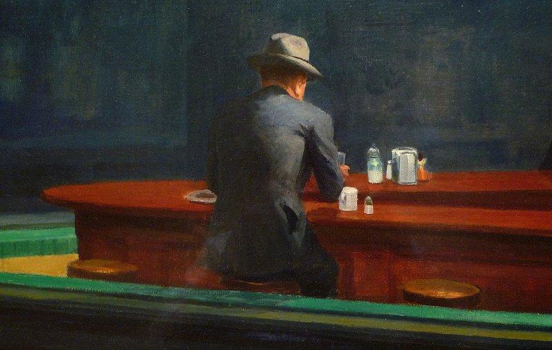 F. Scott Fitzgerald: 'La tarde de un escritor'
