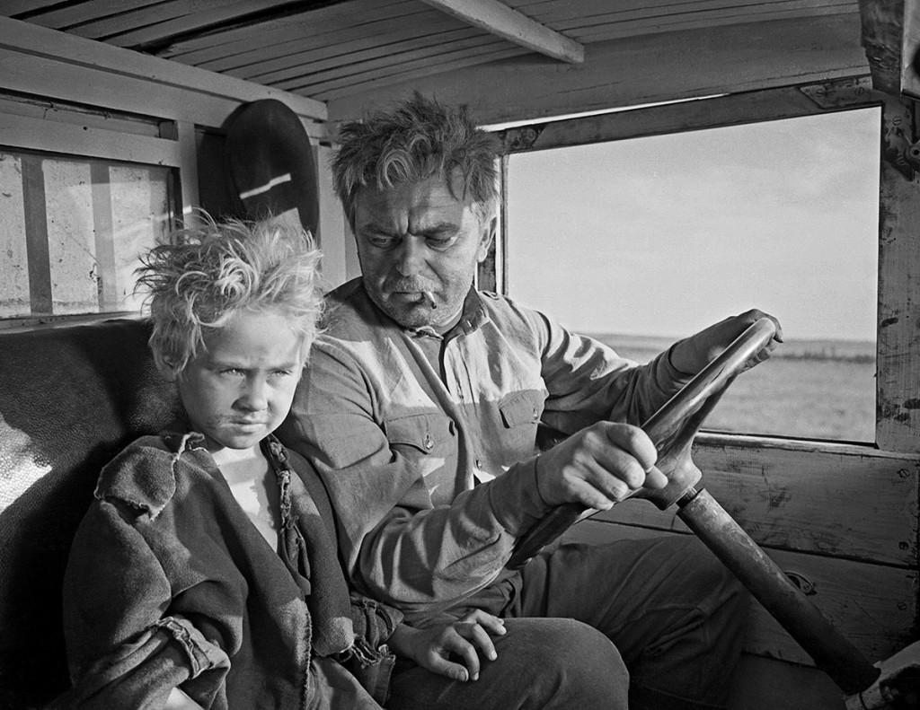 Mijail Sholojov: 'El destino de un hombre'
