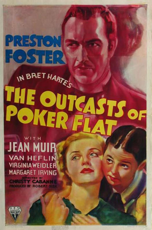 Los desterrados de Poker Flat